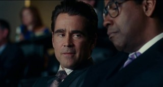 Colin Farrell en Denzel Washington in Roman Israel, Esq.