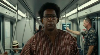 Denzel Washington in Roman Israel, Esq.