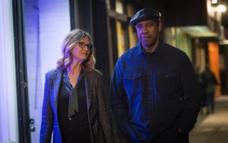Melissa Leo en Denzel Washington in The Equalizer 2