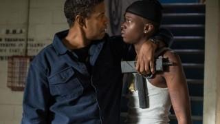 Denzel Washington en Ashton Sanders in The Equalizer 2