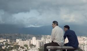 Desde allá: Alfredo Castro (Armando) en Luis Silva (Elder)