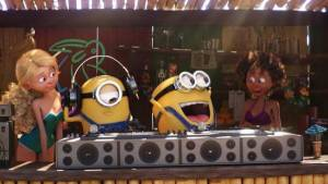 Despicable Me 3 3D filmstill