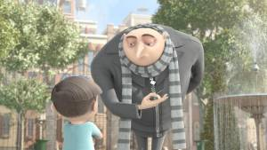 Despicable Me filmstill