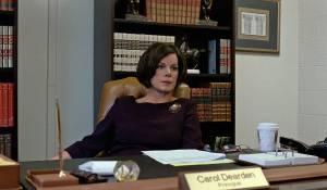 Detachment: Marcia Gay Harden (Principal Carol Dearden)