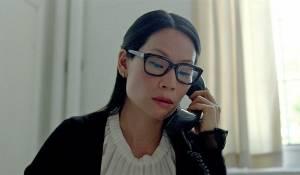 Detachment: Lucy Liu (Dr. Parker)