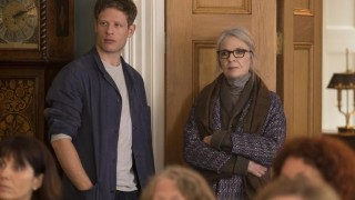 Diane Keaton en James Norton in Hampstead