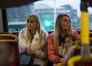 Dirty God: Katherine Kelly (Lisa) en Vicky Knight (Jade)