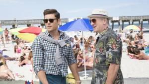Dirty Grandpa: Zac Efron (Jason Kelly) en Robert De Niro (Dick Kelly)