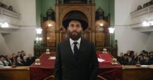 Disobedience: Alessandro Nivola (Rabbi Dovid Kuperman)