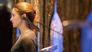 Shailene Woodley (Beatrice 'Tris' Prior)