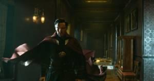 Doctor Strange: Benedict Cumberbatch (Dr. Stephen Strange)