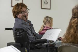 Don't Worry, He Won't Get Far on Foot: Joaquin Phoenix (John Callahan)