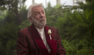 Donald Sutherland in The Hunger Games: Mockingjay - Part 2