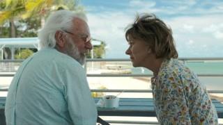 Donald Sutherland en Helen Mirren in The Leisure Seeker