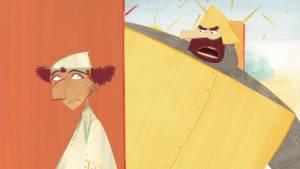 Draken & Deuntjes filmstill