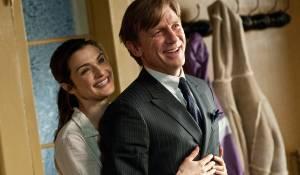 Dream House: Rachel Weisz (Libby Atenton) en Daniel Craig (Will Atenton)