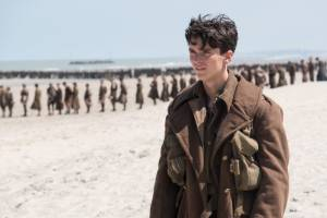 Dunkirk: Fionn Whitehead (Tommy)