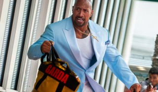 Dwayne Johnson in Pain and Gain