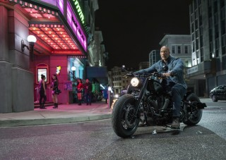 Dwayne Johnson in Fast & Furious: Hobbs & Shaw
