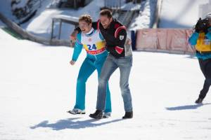 Eddie the Eagle filmstill