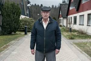 Een man die Ove heet: Rolf Lassgård (Ove)