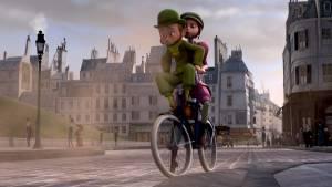 Een Monster In Parijs (NL) filmstill