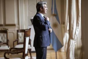 El Presidente: Ricardo Darín (Hernán Blanco)