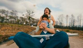 Emile Hirsch en Paul Rudd in Prince Avalanche