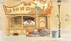 Ernest et Célestine filmstill