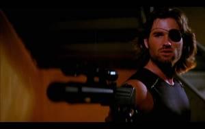 Escape from New York: Kurt Russell (Snake Plissken)