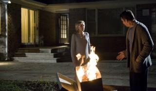 Ethan Hawke en Juliet Rylance in Sinister