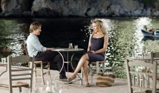 Ethan Hawke en Julie Delpy in Before Midnight