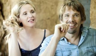 Julie Delpy en Ethan Hawke in Before Midnight