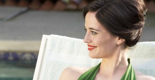 Eva Green in White Bird in a Blizzard