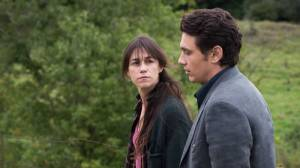 Every Thing Will Be Fine: Charlotte Gainsbourg (Kate) en James Franco (Tomas Eldan)