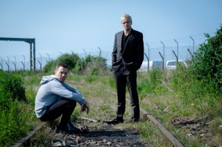 Ewan McGregor en Jonny Miller in T2: Trainspotting