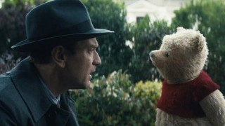 Ewan McGregor in Christopher Robin