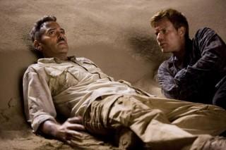 George Clooney en Ewan McGregor in The Men Who Stare At Goats