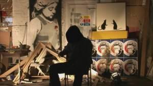Exit Through the Gift Shop: Banksy (Zichzelf)