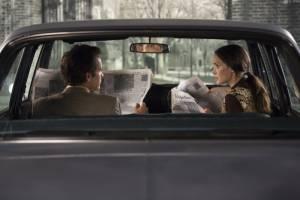 Experimenter: Peter Sarsgaard (Stanley Milgram) en Winona Ryder (Sasha Menkin Milgram)