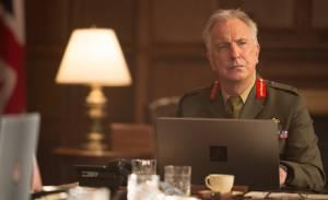 Eye in the Sky: Alan Rickman (Lieutenant General Frank Benson)