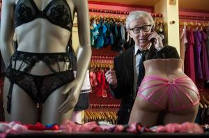 Fading Gigolo: Woody Allen (Murray)