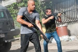 Fast Five: Vin Diesel (Dominic Toretto)
