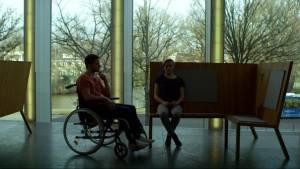 Fataal: Jeffrey Hamilton (Milan van Zalinghe) en Priscilla Knetemann (Sophie Halder)