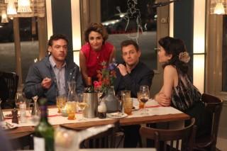 Fedja van Huêt, Maryam Hassouni, Dan Karaty en Birgit Schuurman in Soof 2