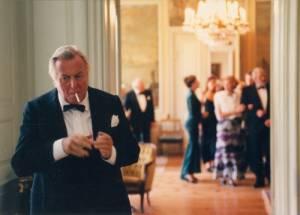 Henning Moritzen (Faderen/Father Helge Klingenfeldt-Hansen)