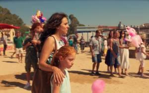 Figlia mia: Valeria Golino (Tina) en Sara Casu (Vittoria)