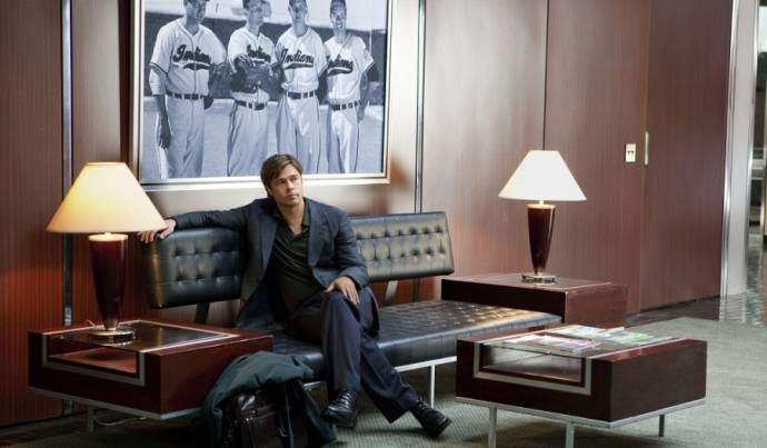Brad Pitt (Billy Beane)