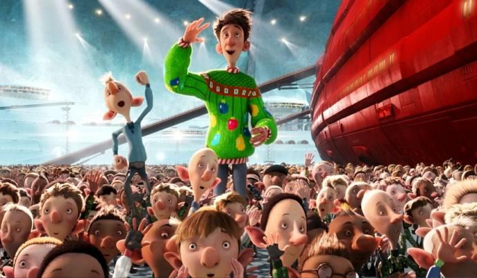 Arthur Christmas filmstill