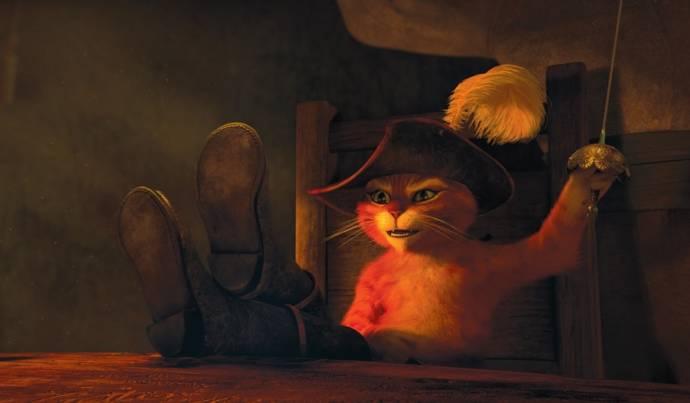 Puss in Boots filmstill